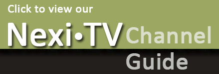 NexiTV Channel Guide