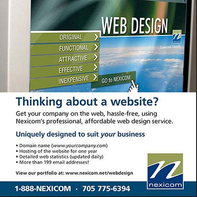 Nexicom Web Design